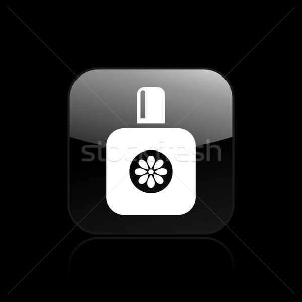 Parfum icon cosmetische Stockfoto © Myvector