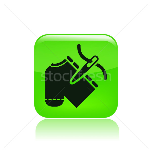 Sew icon  Stock photo © Myvector