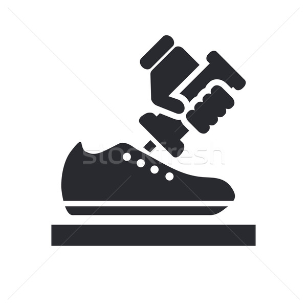 Shoemaker ison Stock photo © Myvector