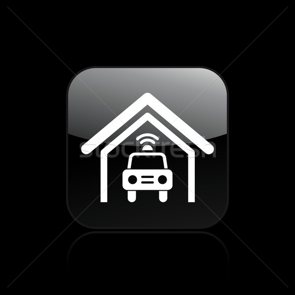 Police station icon  Stock photo © Myvector