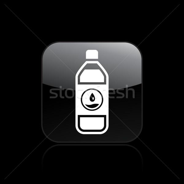 Сток-фото: фляга · икона · воды · пить · жидкость