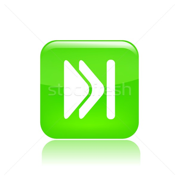 Skip icon Stock photo © Myvector