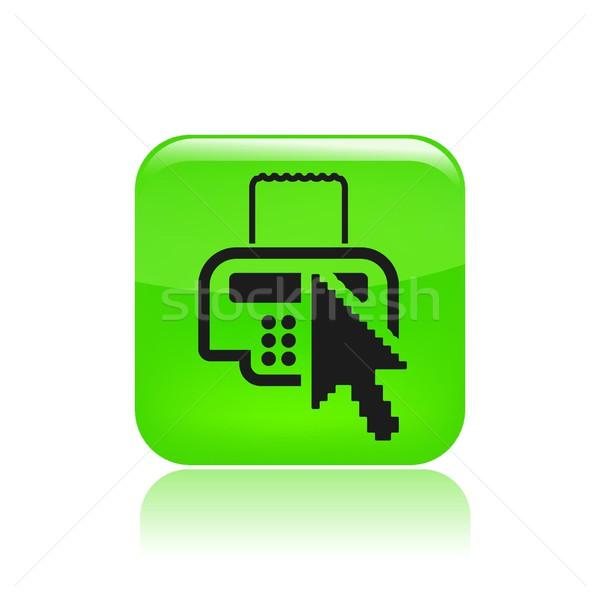 E-commerce icon Stock photo © Myvector