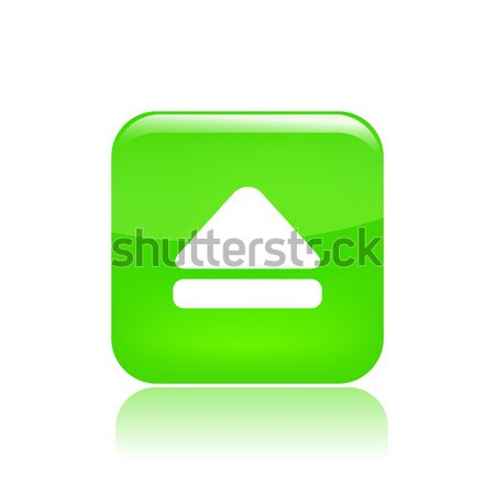Eject icon  Stock photo © Myvector