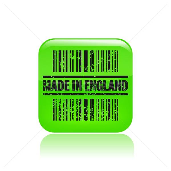 England icon  Stock photo © Myvector