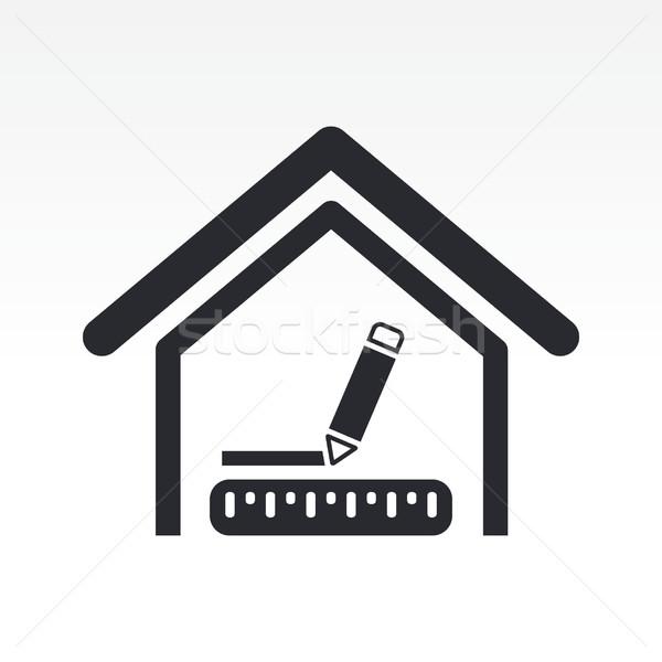 House measures Stock photo © Myvector