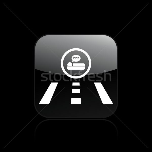 Stock photo: Road icon