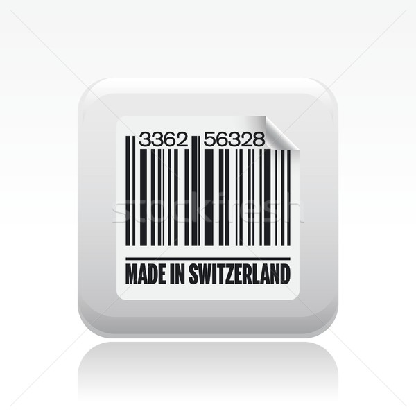 Swiss icon Stock photo © Myvector
