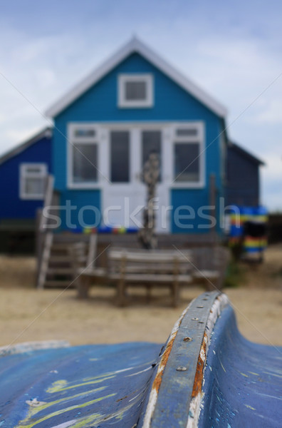 Stock photo: Boat Keel