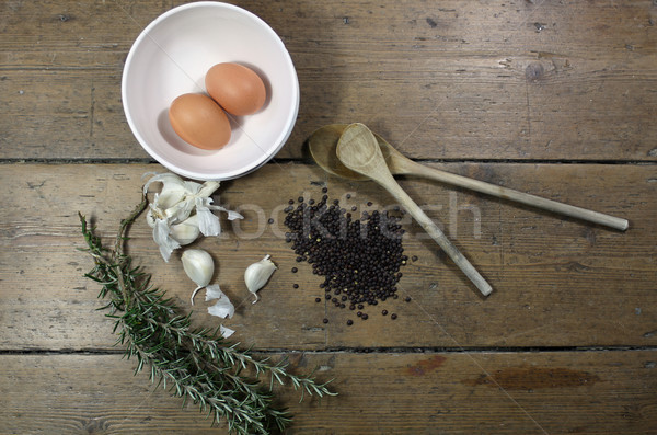 Food Background Stock photo © naffarts