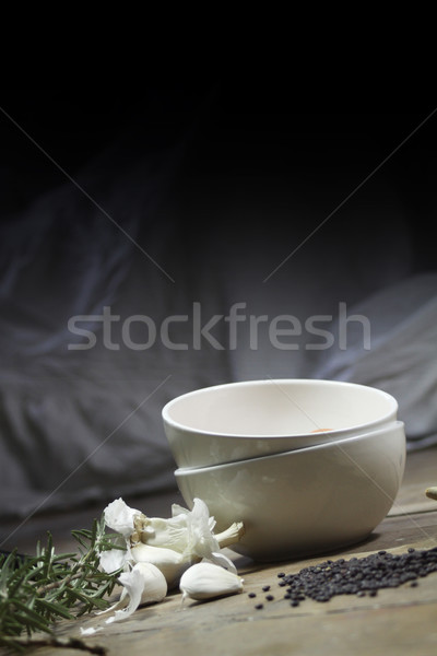 Stock photo: Kitchen Ingredients
