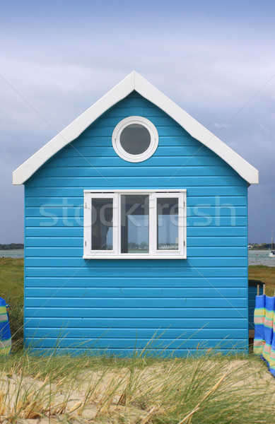 Beach Hut Stock photo © naffarts