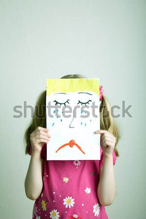 Changing Emotions Stock photo © nailiaschwarz