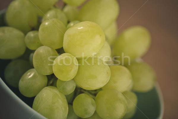 White Grapes Stock photo © nailiaschwarz