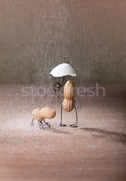 Bad Weather Stock photo © nailiaschwarz