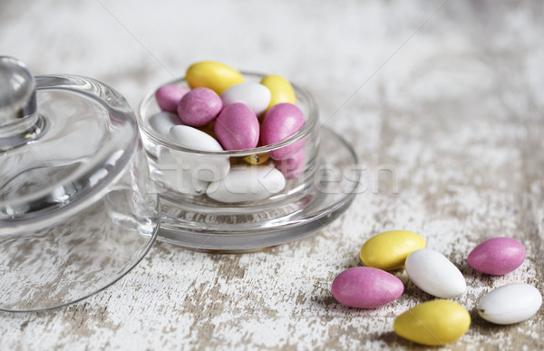Candy Bonbons Stock photo © nailiaschwarz