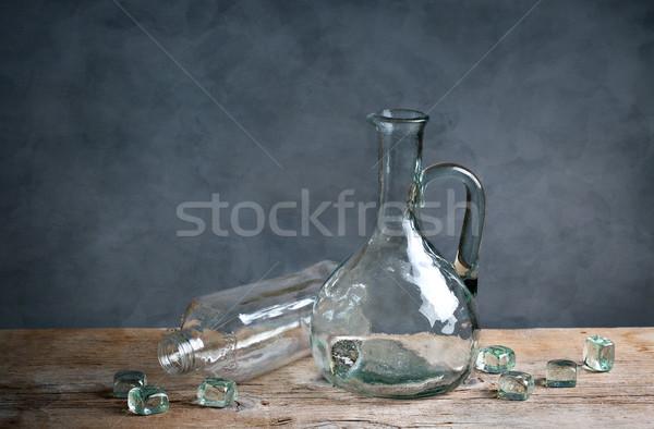 Glass Stock photo © nailiaschwarz
