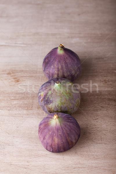 Fresh Figs Stock photo © nailiaschwarz