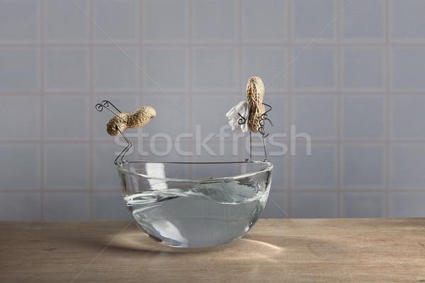 Swimming Pool Stock photo © nailiaschwarz