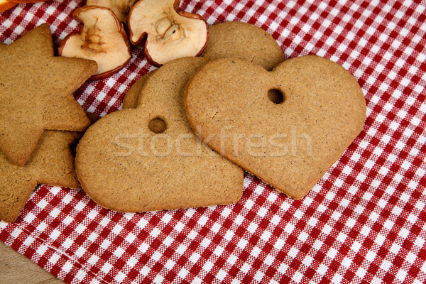 Gingerbread Stock photo © nailiaschwarz