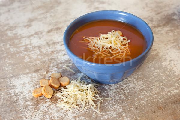 Fish Soup Stock photo © nailiaschwarz