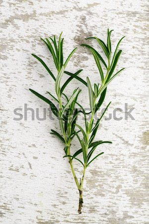 Assorted fresh Herbs Stock photo © nailiaschwarz
