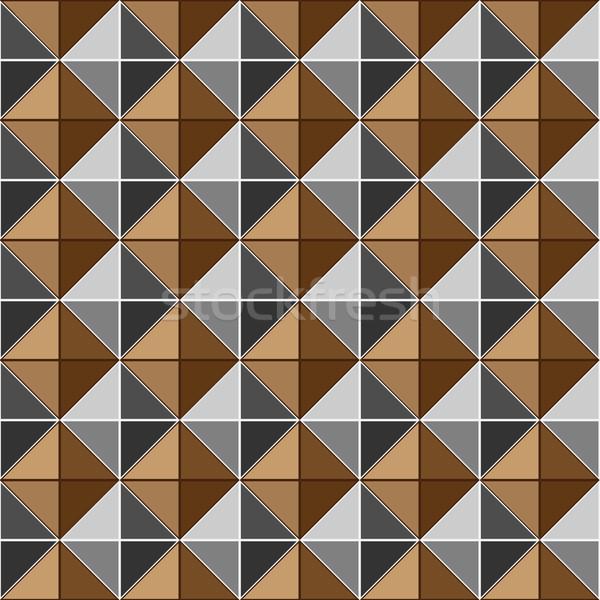 Two tone metalic studs seamless texture Stock photo © nalinratphi