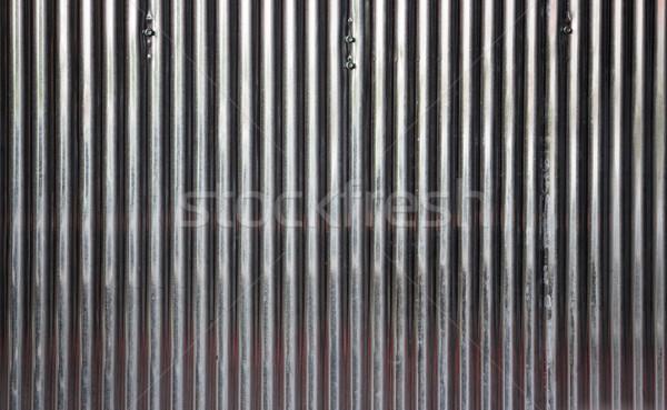 Grunge metal sheet wall surface texture Stock photo © nalinratphi