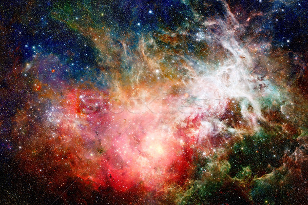 Nebula in space. Stock photo © NASA_images