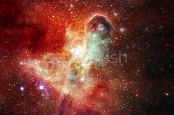 Nebula in deep space. Elements of this image furnished by NASA. Stock photo © NASA_images