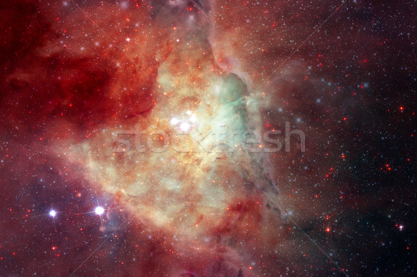Galaxy - Elements of this Image Furnished by NASA Stock photo © NASA_images