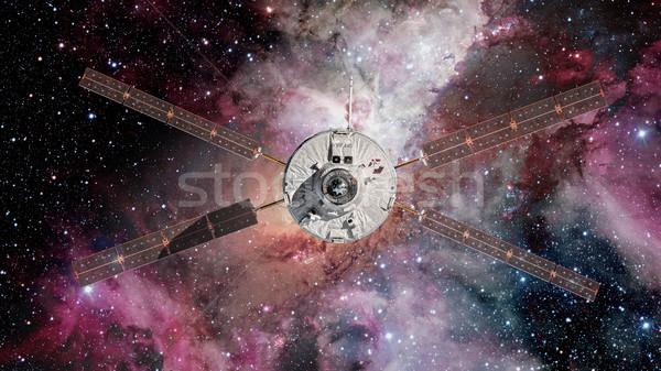 Avrupa uzay transfer uluslararası istasyon teknoloji Stok fotoğraf © NASA_images