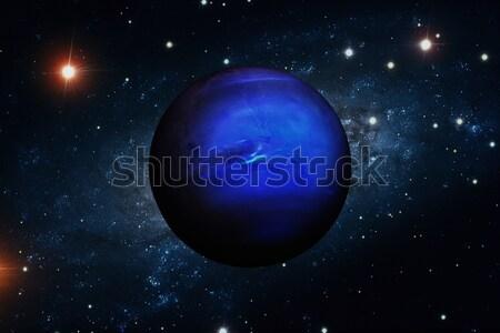 ストックフォト: 太陽系 · 惑星 · 太陽 · 巨人 · 14 · 要素
