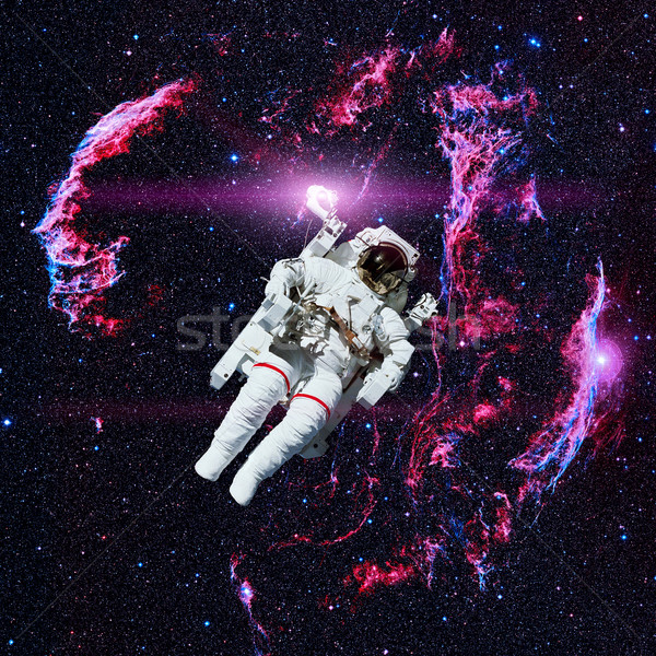 Astronaut in outer space. Stock photo © NASA_images