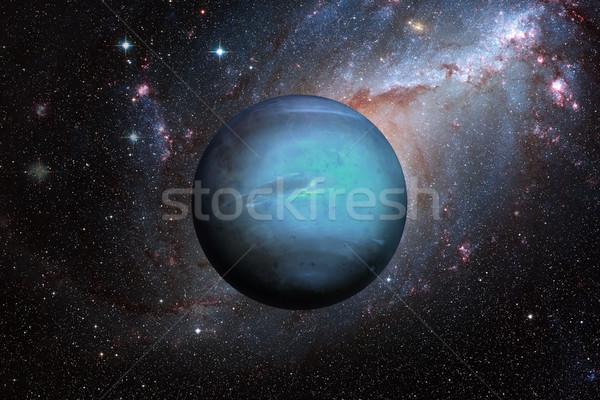 Planeta espacio exterior sistema solar sol gigante 14 Foto stock © NASA_images