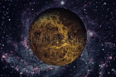 Naprendszer Föld világűr elemek kép térkép Stock fotó © NASA_images