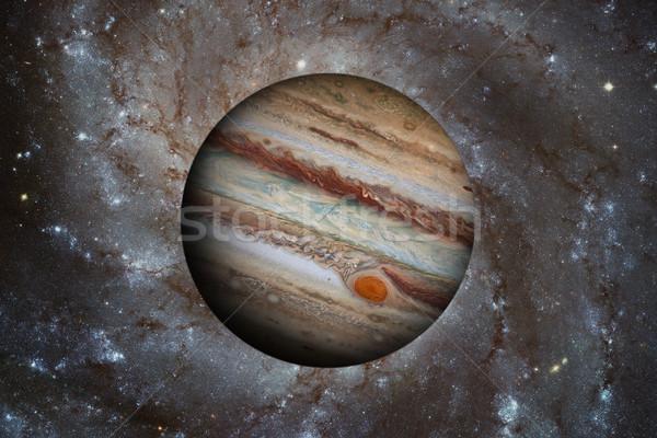 Naprendszer legnagyobb bolygó nap óriás tömeg Stock fotó © NASA_images