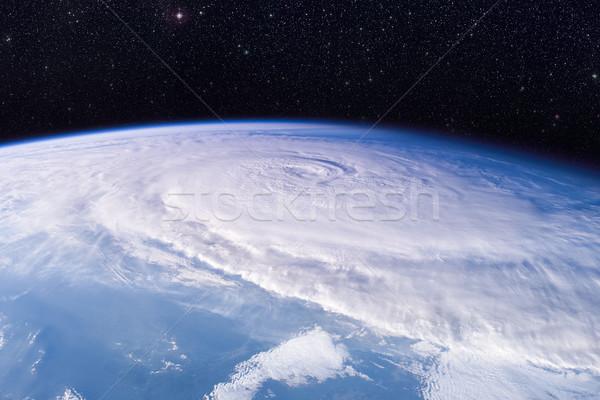 Planète terre satellite photo image ciel Photo stock © NASA_images