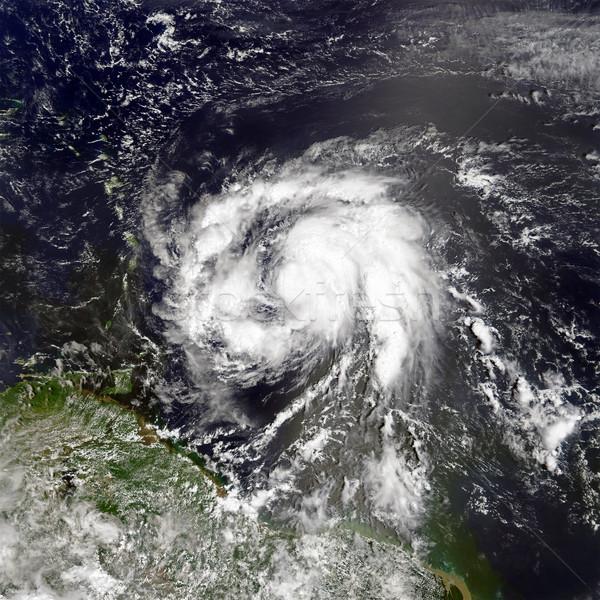 Hurricane Maria. Elements of this image furnished by NASA. Stock photo © NASA_images