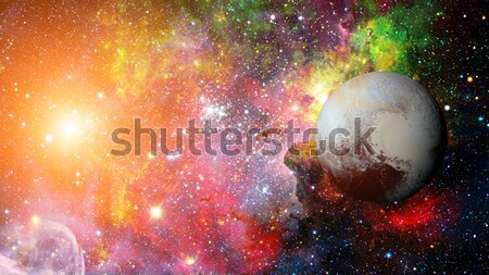 Planet Uranus. Elements of this image furnished by NASA. Stock photo © NASA_images