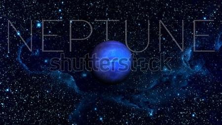 Bolygó világűr naprendszer nap óriás 14 Stock fotó © NASA_images