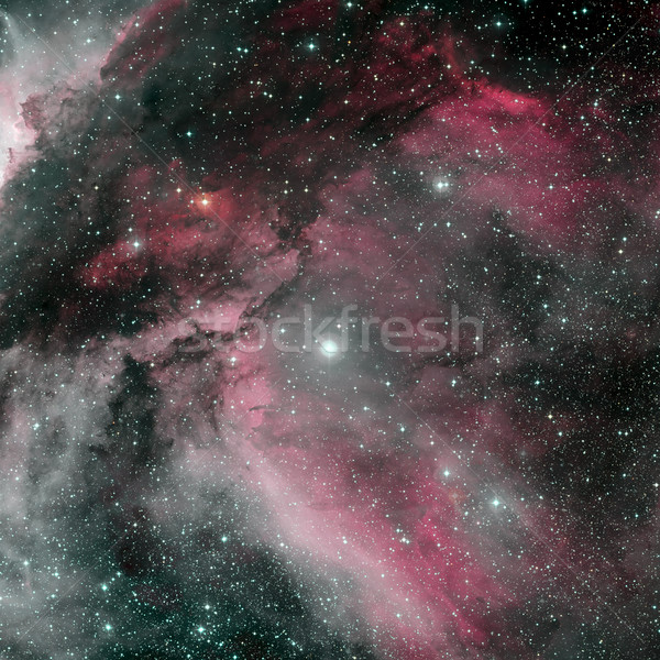 The Carina Nebula is a large bright nebula. Stock photo © NASA_images