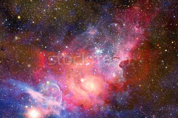 星雲 星 宇宙 要素 画像 空 ストックフォト © NASA_images