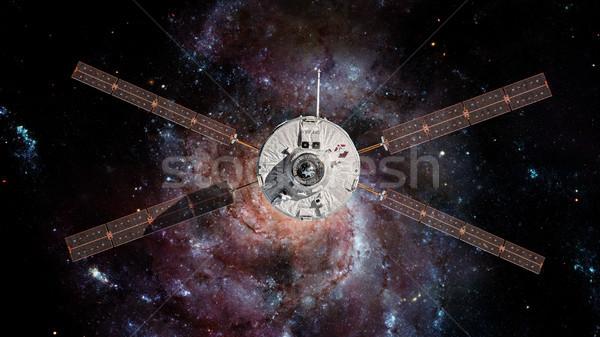 европейский пространстве передача международных станция технологий Сток-фото © NASA_images