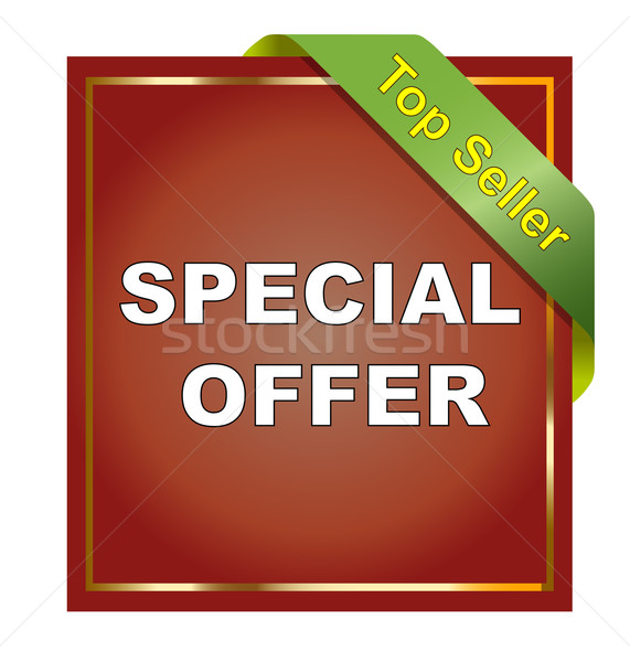 Special Offer Stock photo © nasirkhan