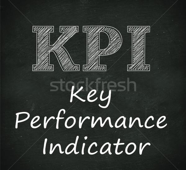 доске иллюстрация ключевые исполнении индикатор дизайна Сток-фото © nasirkhan