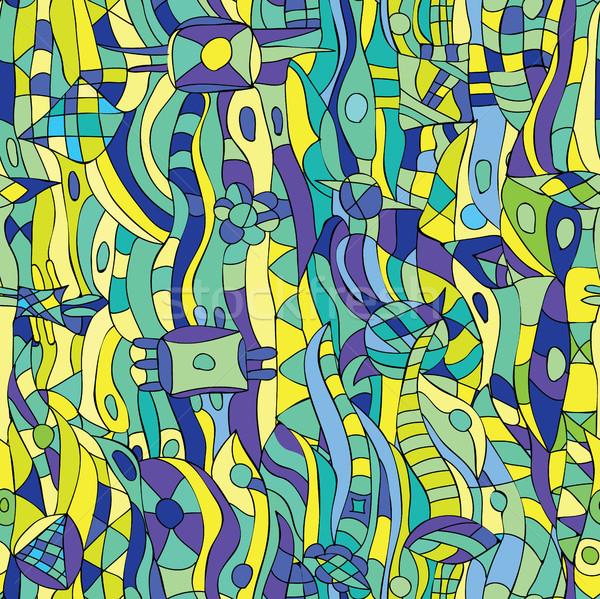 抽象的な テクスチャ デザイン 背景 美 ストックフォト © Natali_Brill