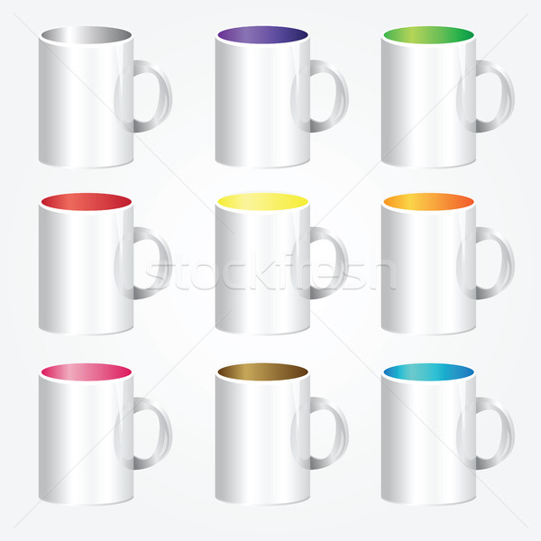 High detailed cups Stock photo © Natali_Brill