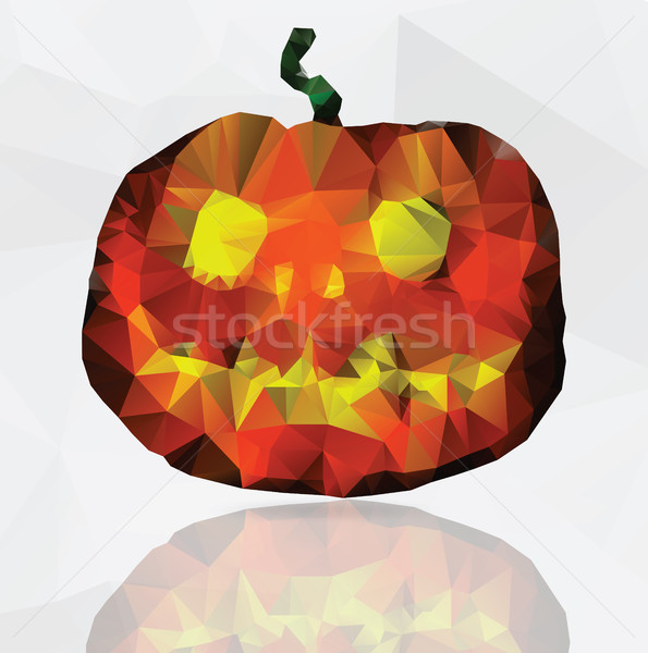 greeting card for Halloween  Stock photo © Natali_Brill
