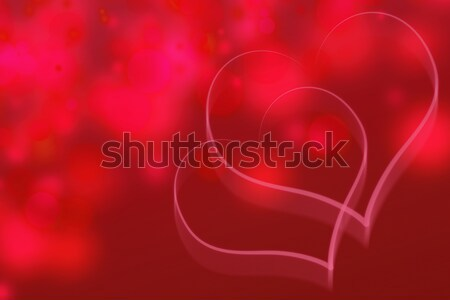 Valentine's day background Stock photo © Natali_Brill